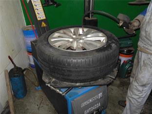 常年风吹日晒 世嘉替换轮胎安全有保障