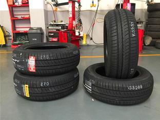 饱经风霜老化龟裂 天语SX4换轮胎更有力