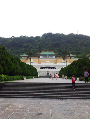 书写台北故宫观后感