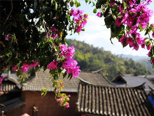 云南饱含着诗和远方