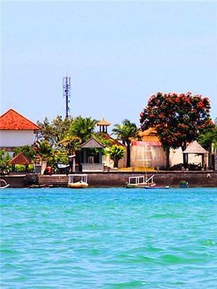 爱上巴厘岛如画美景