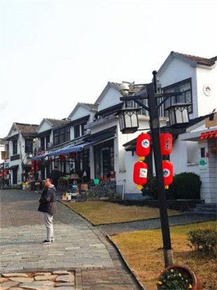南京黄龙岘风光迷人