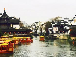 浆声灯影连一片 访南京古老文明的摇篮