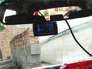 防止碰瓷 瑞风S3装行车记录仪