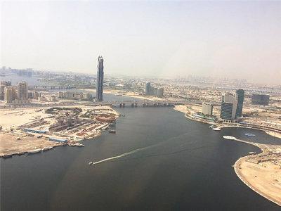 """贸易之都 享受迪拜的""""奢华"""""""