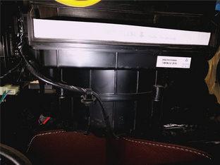 过程详细 森雅R7更换空调滤芯