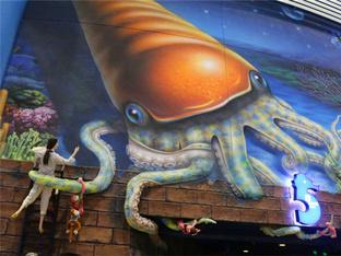 欢乐海洋 北京海洋馆妙趣横生