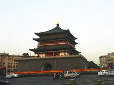 琳琅满目 西安省博物馆很精彩