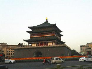 西安省博物馆很精彩