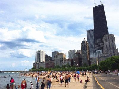 不同世界 芝加哥城市随便走走