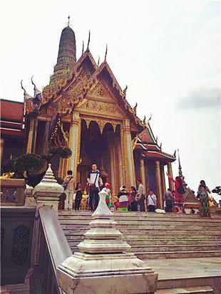 泰国闺蜜游全记录