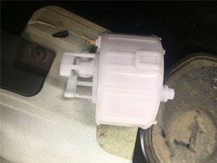 轻车熟路 起亚K5更换汽油滤芯
