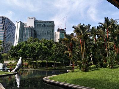 惊喜无限 参观马来西亚双子塔