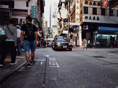 香港如一颗璀璨明珠