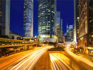 打卡香港 摄下动人的精彩瞬间