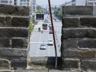 沧桑之感 自驾湖北荆州看古城