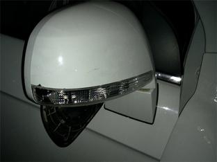 动手DIY 科帕奇换倒车镜转向灯