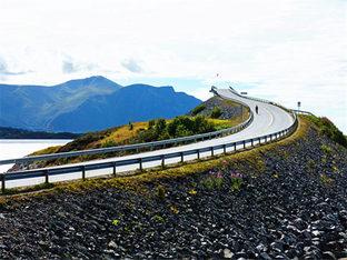 通往北方之路 感受挪威的森林