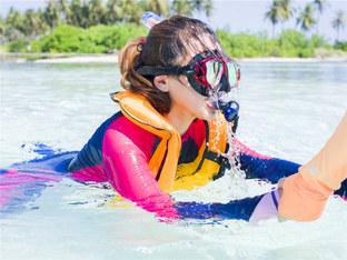 探索马尔代夫寻新岛