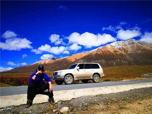 """集齐6条路线 前往西藏""""自虐"""""""