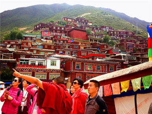 此行不易 暑期单车带娃去西藏