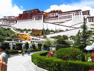 筹划许久 西藏行令人乐不思蜀