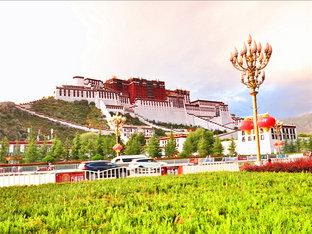 挑战自我 单车勇闯西藏上珠峰