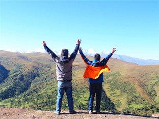 一路狂奔 北疆8天环线自驾之旅
