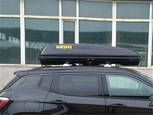 准备充足 指南者装车顶行李箱