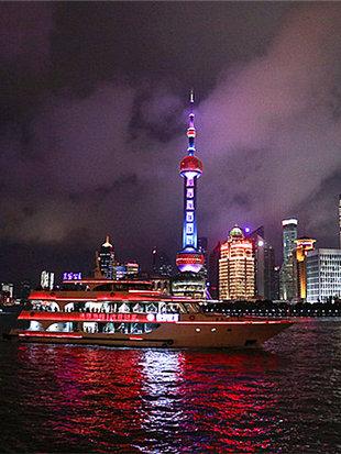 从繁华到梦幻的上海