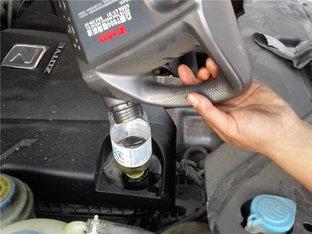 自己养车不求人 众泰T600置换机油攻略