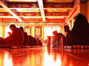 重返世外桃源大藏寺