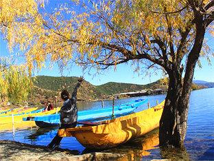 探寻东方女儿国 神秘的泸沽湖值得一去