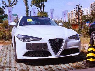 让人欲罢不能 Alfa Romeo Giulia提车篇