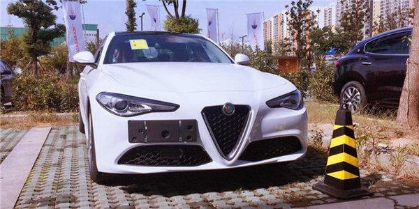 辨识度高 提Alfa Romeo Giulia