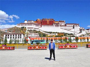 藏北之行 实现人生精神的梦想