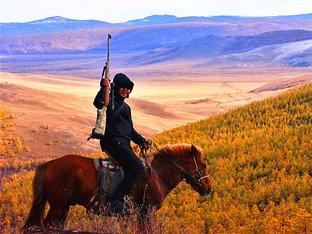 亲身体验蒙古国狩猎