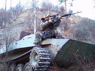 俄罗斯狩猎狂野之旅