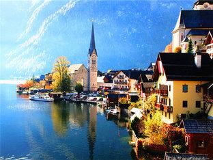 文艺之都 中欧行人文美景俱全