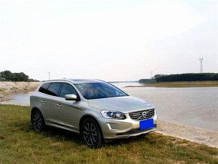 长途自驾准备足 沃尔沃XC60装胎压监测