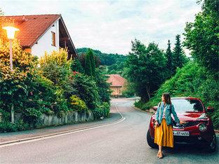 十年之约 单人单车德国自驾行
