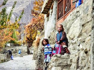 巴基斯坦 AK守护中国游客之国
