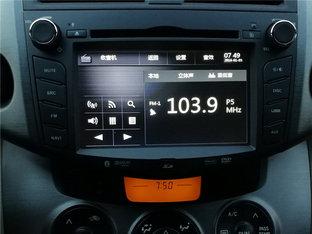 送自己的新年礼物 亲手装丰田RAV4车机