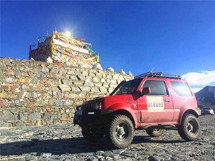 四川理塘 世界海拔最高的城镇