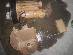 点火成功 轩逸经典清洗汽油泵滤芯总成