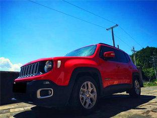 回家路上满心欢喜 Jeep自由侠风雨同行