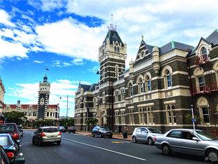 非常漂亮的国度 前往新西兰南岛度假