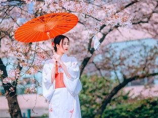 不可错过的樱花季 分享人像摄影必修课