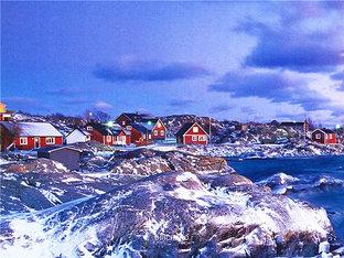 北欧之美记忆深刻 冬春维京一路清呼吸