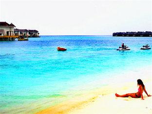 马尔代夫 撒在印度洋上的珍珠